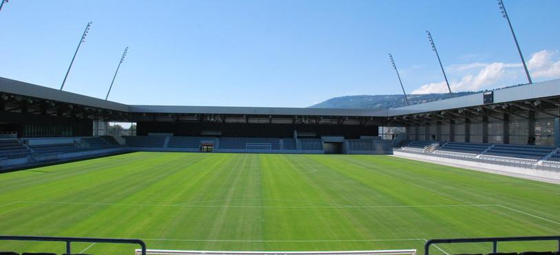 Le stade de foot pourra accueillir 5'200 spectateurs