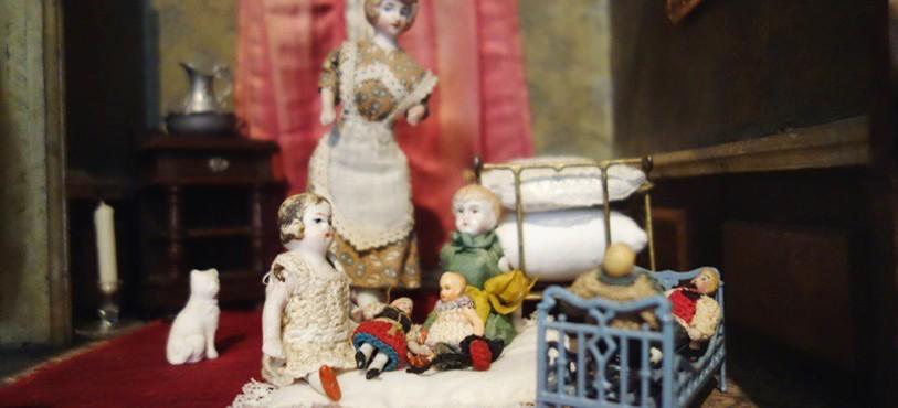 Musée du Jouet - Fahy - Maison de poupée
