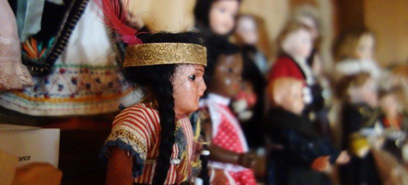 Musée du Jouet - Fahy - Les poupées du monde entier