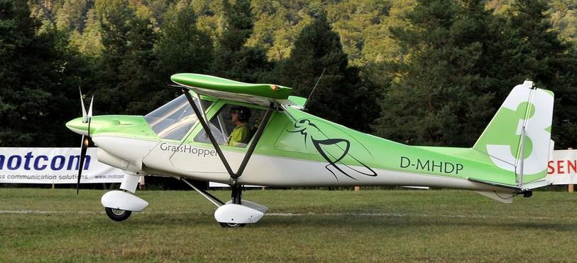 GrassHopper, formation impliquée dans le crash de Dittingen
