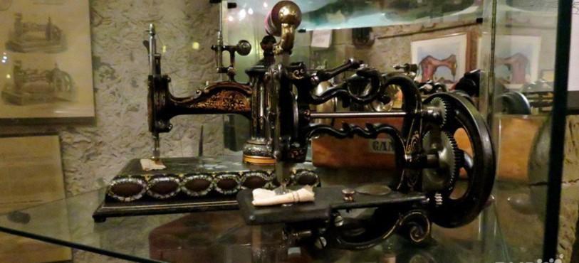 Vieilles machines à coudre