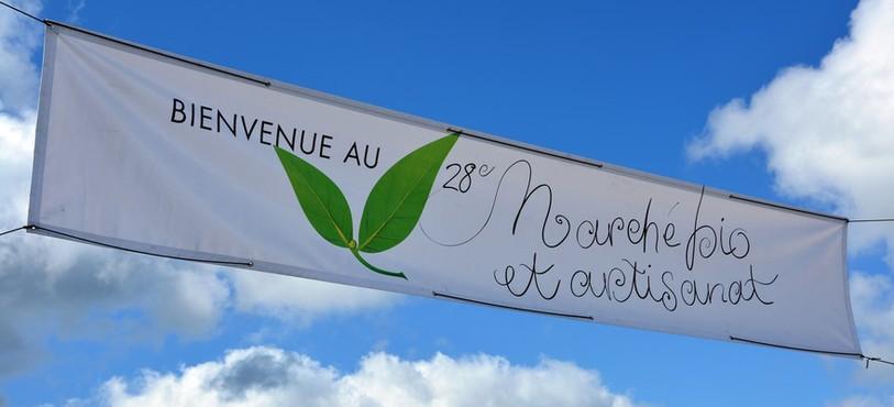 28e Marché Bio de Saignelégier