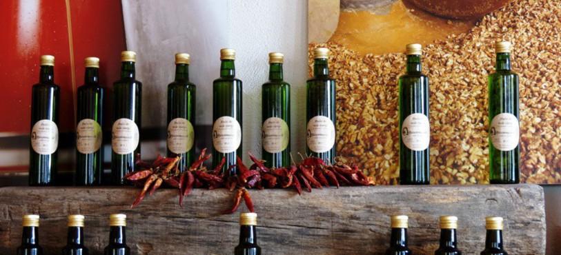 Présentation des huiles