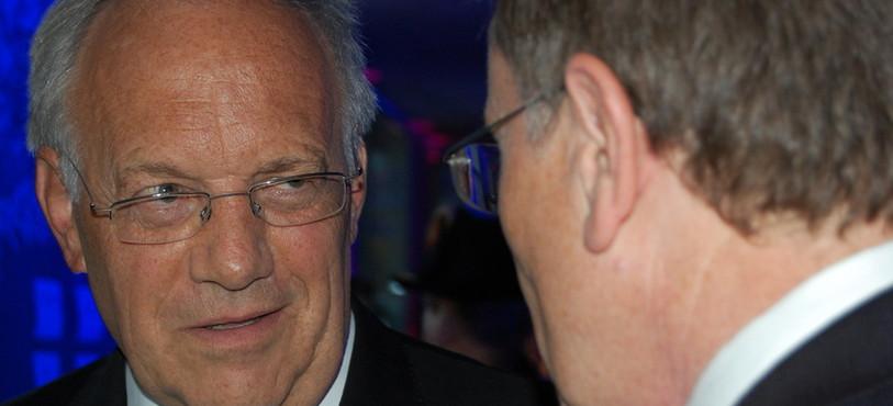 Le conseiller fédéral Johann Schneider-Ammann