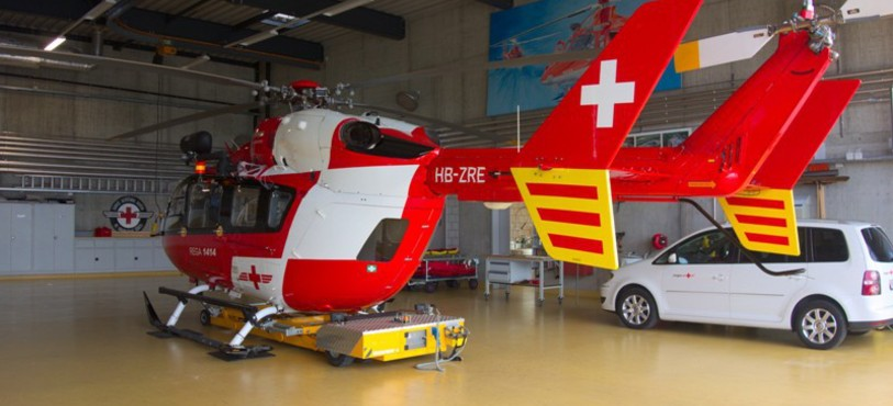Hélicoptère EC-145