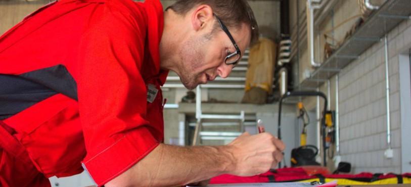 Didier Pasquier, sauveteur professionnel
