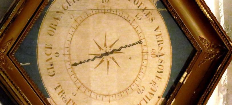 Thermomètre ancien
