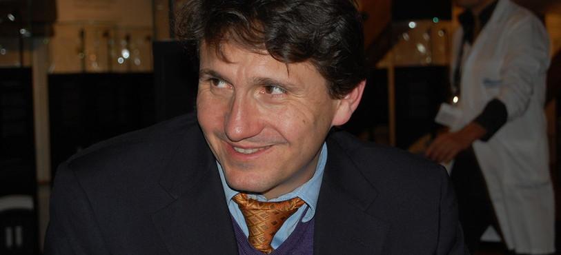 Guy Bove, le directeur de création de la marque