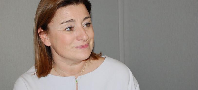 Fabienne Lupo, présidente de la Fondation de la haute horlogerie.