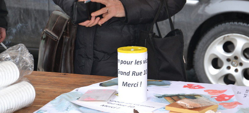 Cagnotte de la Bourdonnière.
