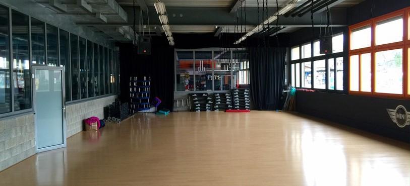 Les locaux du Giant Studio sont inchangés, malgré le délai de résiliation de bail.