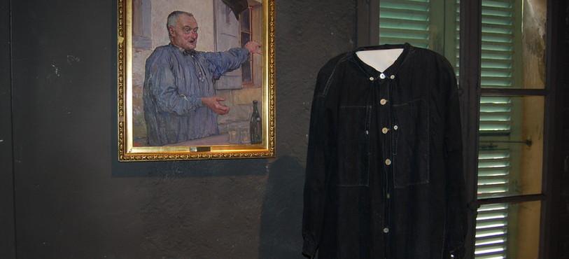 """Exposition """"Portraits d'horlogers sous la loupe"""" à Fleurier."""