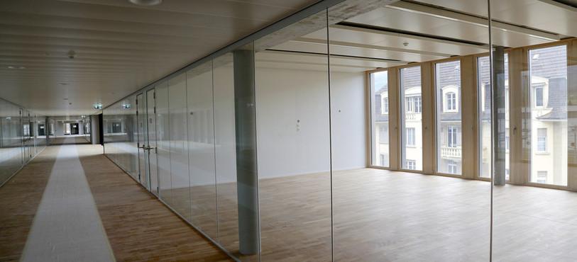 Les salles du nouveau campus Strate J