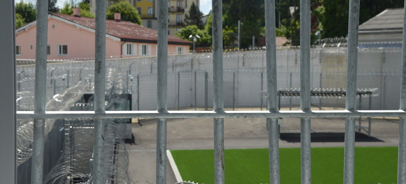 Prison de La Chaux-de-Fonds rénovée