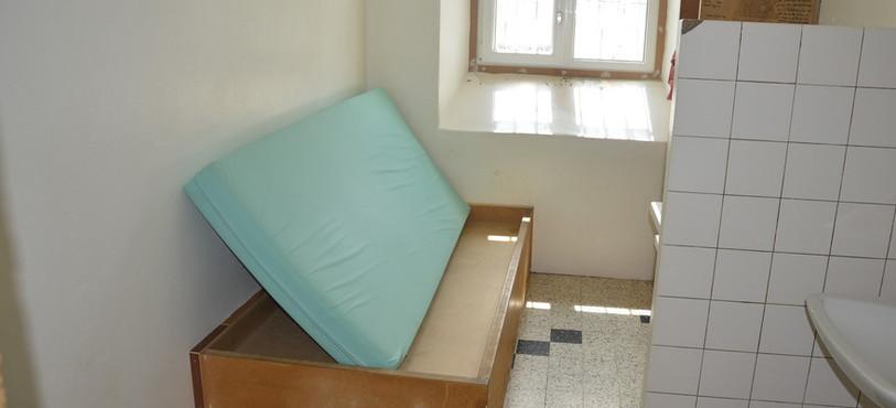 Vieille cellule prison de La Chaux-de-Fonds