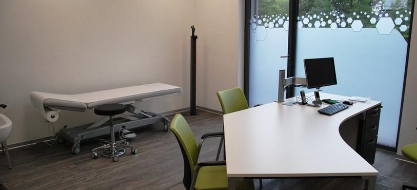 Cabinet de médecin, Médicentre