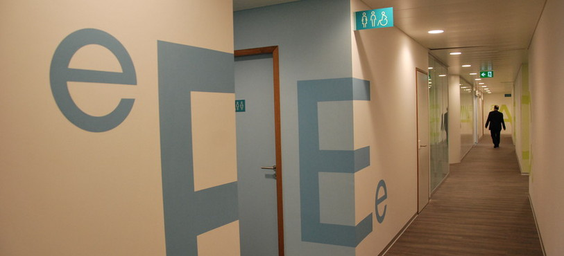 Couloirs du Médicentre, Moutier