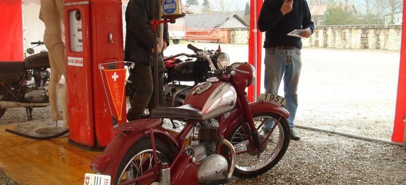 Expo motos à Miécourt