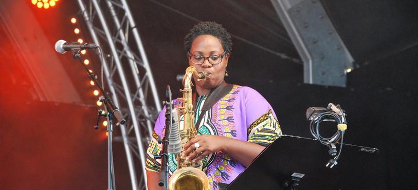 Le concert de Youssouf Karembé.