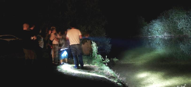 Nuit de la chauve-souris - Au bord du Doubs