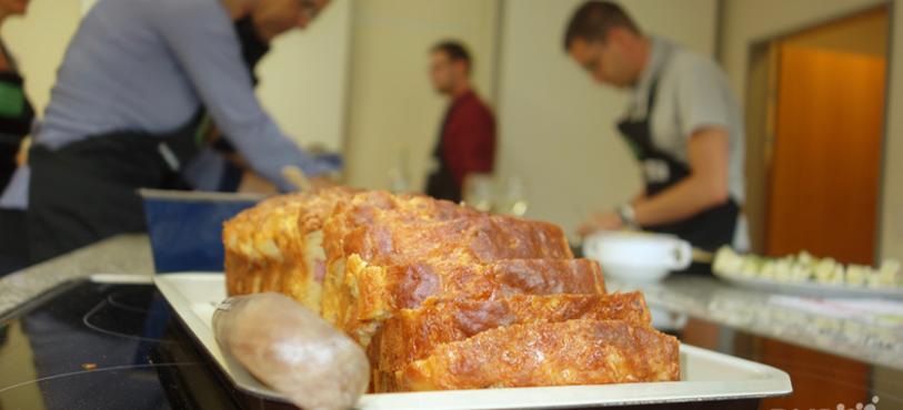Terroir Jurarégion - Cake à la saucisse d'Ajoie