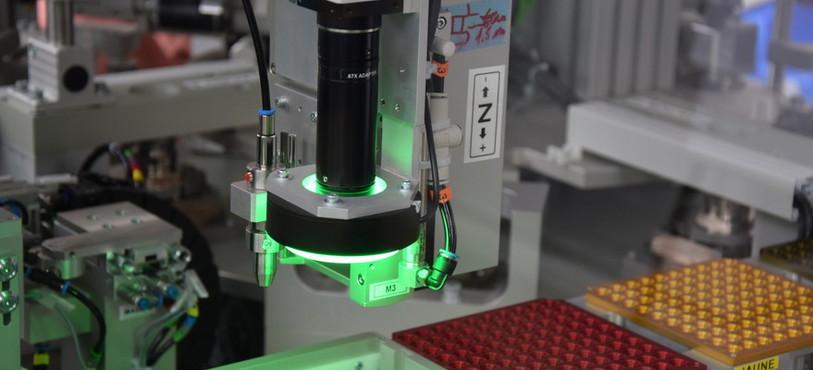 Ciposa est spécialisée dans l'automatisation en micro-assemblage.