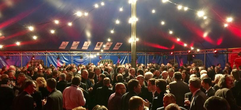 Pour sa dixième édition, le Forum 360 a réuni plus de 400 cadres d'entreprises de la région à Neuchâtel.