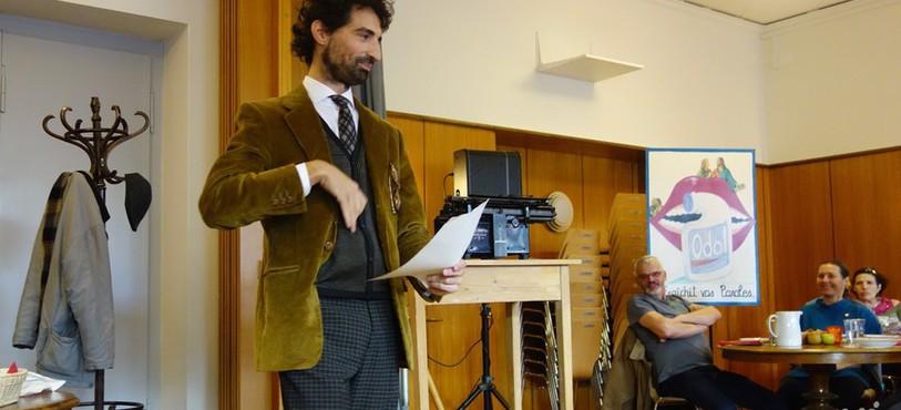 Patrick Reves - Les déboires d'une machine à écrire