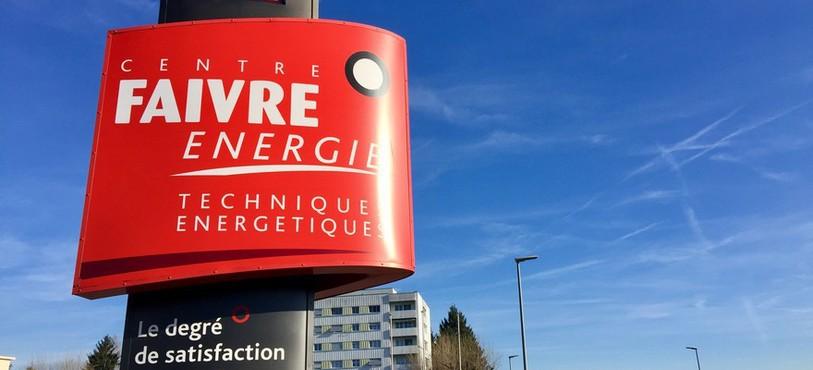 Faivre Energie SA à Delémont.