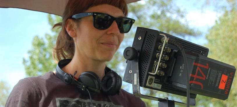 Delphine Lehericey, la réalisatrice