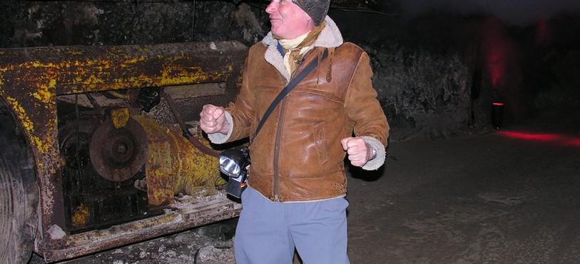Un guide fantasque dans les mines