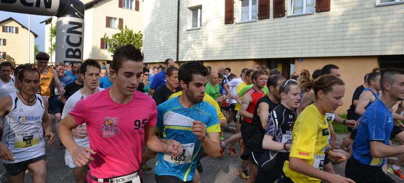Cinquième étape du BCN Tour à La Chaux-de-Fonds