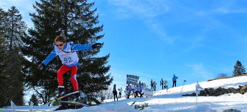 Finale des e-liberty nordiX games à La Vue-des-Alpes