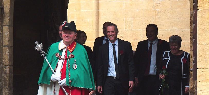 Blaise Monnier, huissier Etat de Neuchâtel