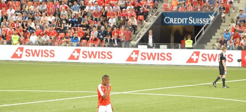 Geslon Fernandes, Nati, équipe de Suisse