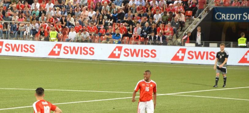 Gelson Fernandes, Nati, équipe de Suisse