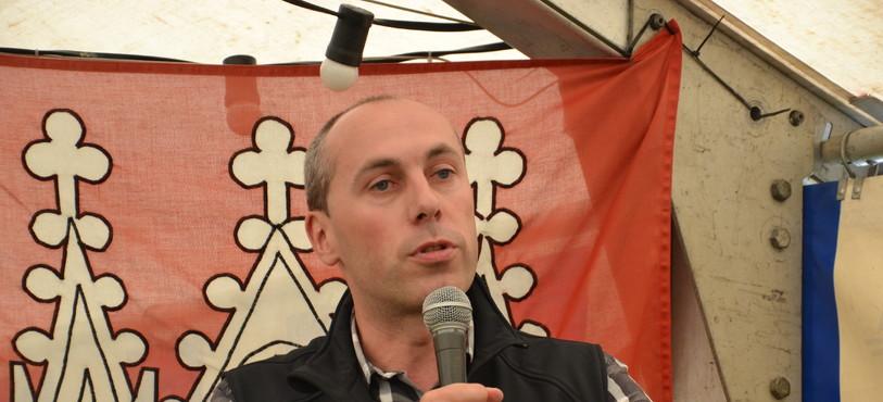 Le conseiller national Manfred Bühler