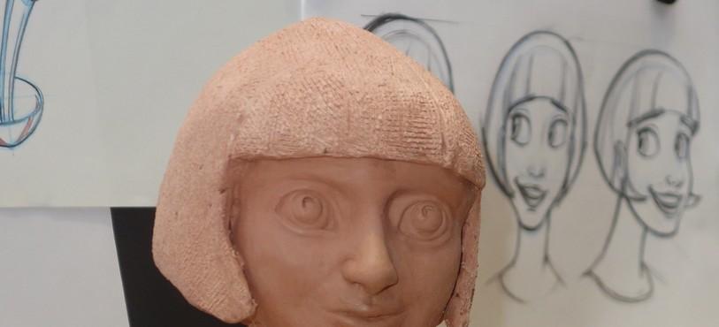 Sculpture de Crésence