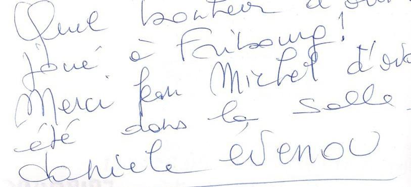 """Popeck et Danièle Evenou """"Encore Vous!"""""""