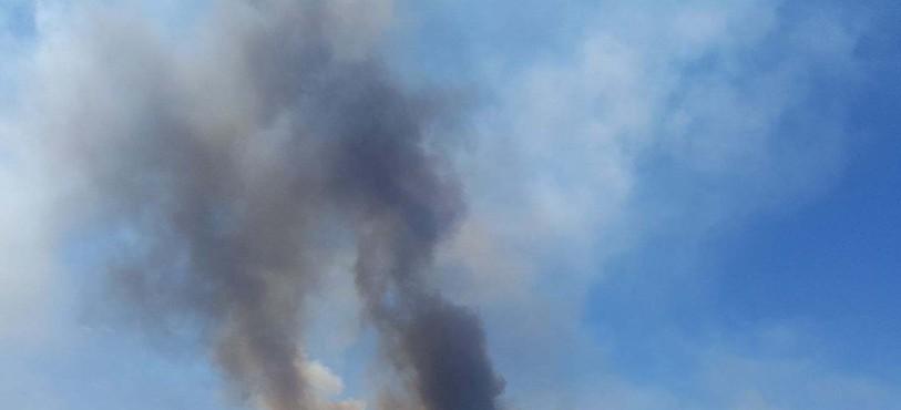 Plusieurs Jurassiens sont en vacances dans la région de Bormes-les-Mimosas. Ils témoignent des incendies qui font rage dans la région. (Photo: Violetta Allimann-Porreca)
