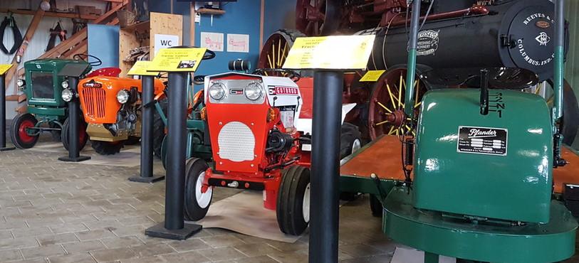 Musée agricole Grandfontaine