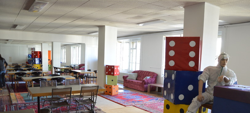 Le festival de jeux chaux-de-fonnier Ludesco dispose de nouveaux locaux à la Maison du peuple.