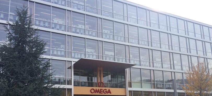 La nouvelle manufacture Omega