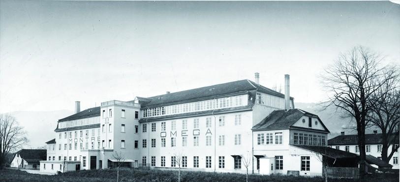 L'usine en 1902
