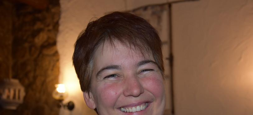 Carole Ristori, maire de Crémines