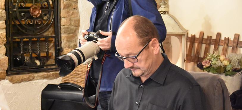 Patrick Gsteiger, président du Copil