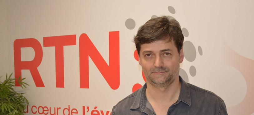 Jean-Marie Coste, responsable de la consultation « jeux » à la fondation Neuchâtel Addictions.