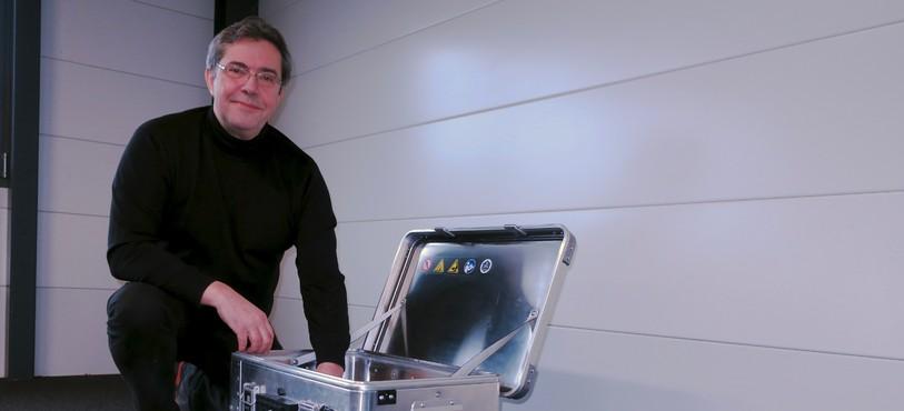 SpacePharma - Martin Aeby