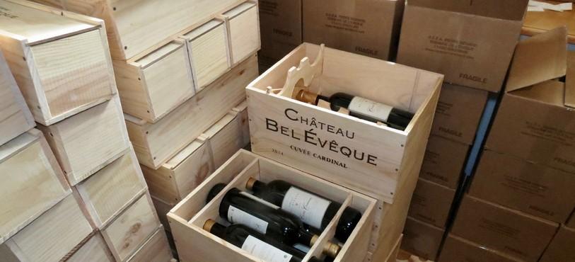 Quelques bouteilles