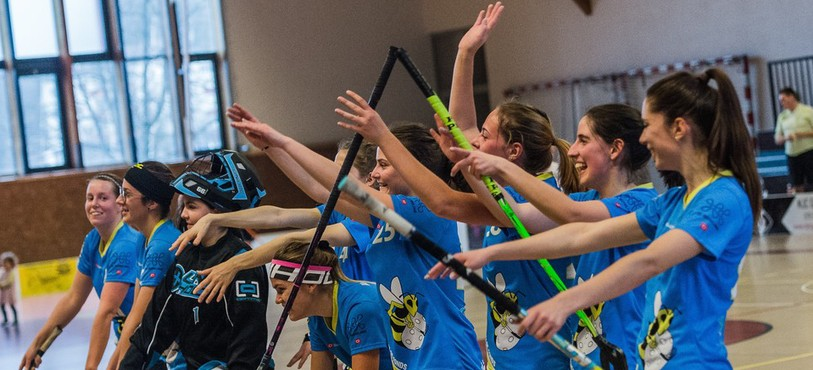 Unihockey club La Chaux-de-Fonds, équipe dames grand terrain 1re Ligue
